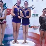 Allegra e Nicole Campionesse Nazionali Coppia Cat. F