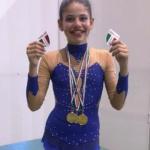 Irene Campionessa Nazionale 3a Cat. Fune e Clavette