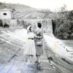 La pescaia della Botte nel 1953
