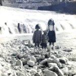 La pescaia della Botte nel 1966